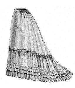 Muslin Petticoat
